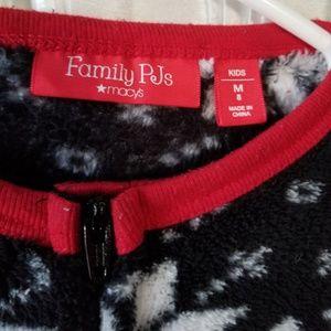 Macy's Pajamas - Onesie pajama
